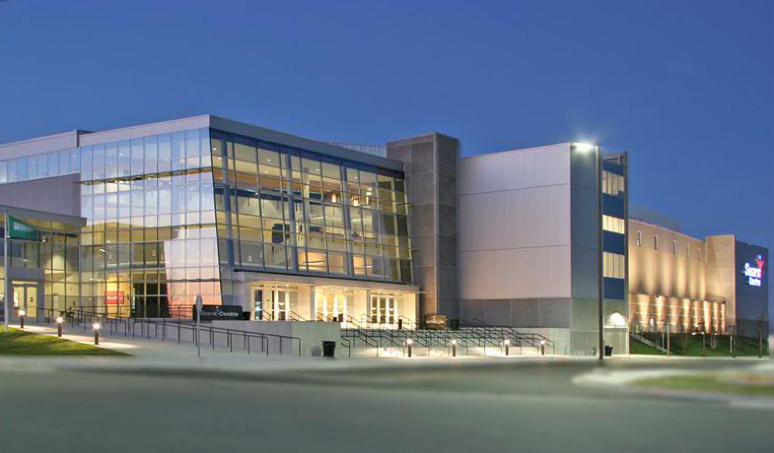 Sears Centre Arena Sullivan Roofing