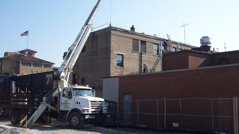 200 E Main St Sullivan Roofing