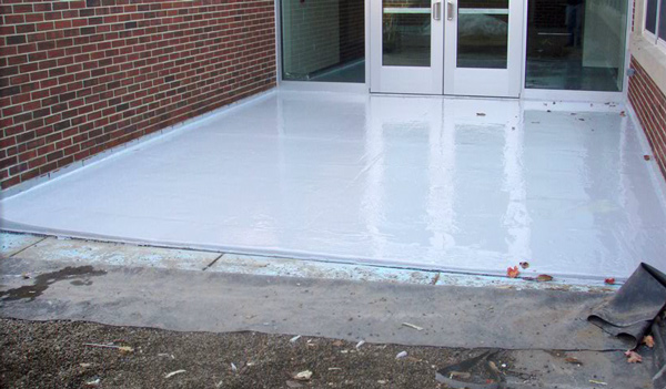 Glencoe Community Center Sullivan Roofing