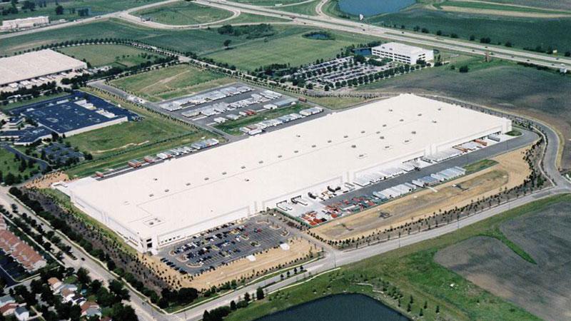 Kraft Usaa Distribution Center Sullivan Roofing