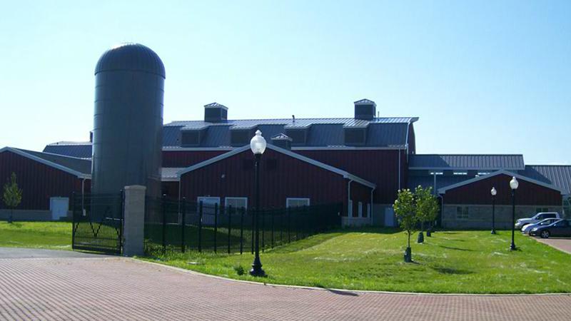 Geneva Waste Water Treatment Plant Sullivan Roofing